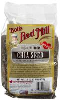 Bob's Red Mill Chia Seeds 16 oz (4 Pack)