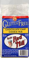 Grocery - Gluten Free - Bob's Red Mill - Bob's Red Mill Gluten Free Chocolate Chip Cookie Mix 22 oz (4 Pack)