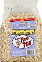 Grocery - Gluten Free - Bob's Red Mill - Bob's Red Mill Gluten Free Regular Rolled Oats 25 oz (4 Pack)