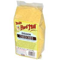 Bob's Red Mill Golden Couscous 24 oz (4 Pack)