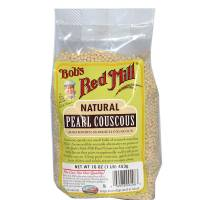 Bob's Red Mill Natural Pearl Couscous 16 oz (4 Pack)
