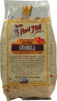 Grocery - Granola - Bob's Red Mill - Bob's Red Mill No Fat Natural Granola 12 oz (4 Pack)