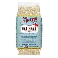 Grocery - Cereals - Bob's Red Mill - Bob's Red Mill Organic Oat Bran Cereal 18 oz (4 Pack)