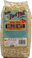 Grocery - Oatmeal - Bob's Red Mill - Bob's Red Mill Rolled Thick Oats 32 oz (4 Pack)