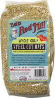 Grocery - Oatmeal - Bob's Red Mill - Bob's Red Mill Steel Cut Oats 24 oz (4 Pack)