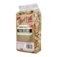 Grocery - Beans & Lentils - Bob's Red Mill - Bob's Red Mill Fava Beans 20 oz (4 Pack)