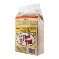 Grocery - Baking Mixes & Extracts - Bob's Red Mill - Bob's Red Mill Gluten Free Hearty Whole Grain Bread Mix 20 oz (4 Pack)