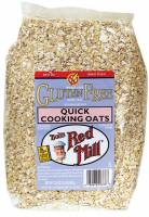Grocery - Gluten Free - Bob's Red Mill - Bob's Red Mill Gluten Free Quick Cooking Oats 32 oz (4 Pack)