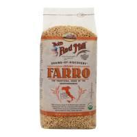 Bob's Red Mill Organic Farro 24 oz (4 Pack)