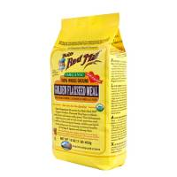 Bob's Red Mill Organic Golden Flaxseed 24 oz (4 Pack)
