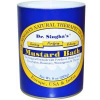 Ayurvedic - Health & Beauty - Dr Singha's - Dr Singha's Mustard Bath 32 oz