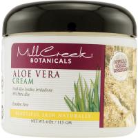Mill Creek Botanicals - Mill Creek Botanicals 80% Aloe Vera Cream 4 oz
