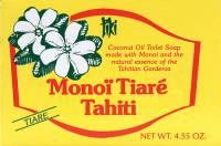 Monoi Tiare - Monoi Tiare Soap Bar Gardenia (Tiare) 4.6 oz