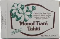 Monoi Tiare - Monoi Tiare Soap Bar Vanilla 4.6 oz