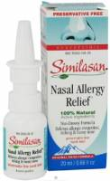 Health & Beauty - Nasal Care - Similasan - Similasan Hay Fever Relief Nasal Spray 0.5 oz