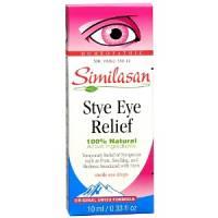 Skin Care - Eye Care - Similasan - Similasan Stye Eye Relief 0.33 oz