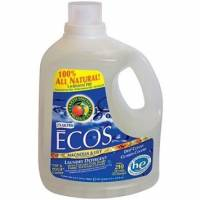 Cleaning Supplies - Laundry - Earth Friendly Products - Earth Friendly Products Ecos Liquid Laundry Detergent 170 oz - Magnolia & Lily (2 Pack)