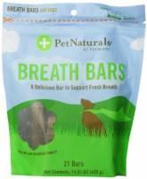 Pet - Food & Treats - Pet Naturals Of Vermont - Pet Naturals Of Vermont Breath Bars 21 bar