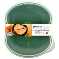 Bags & Containers - Food Storage  - Preserve - Preserve Food Storage Sandwich Pack Green Apple 2 pc