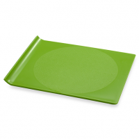 Kitchen - Cutting Boards - Preserve - Preserve Plastic Cutting Board Apple Green Large 1 ct
