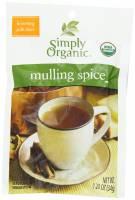 Simply Organic - Simply Organic Mulling Spice 1.2 oz