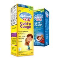 Hylands 4 Kids Cold 'N Cough Day & Night 8 oz