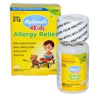 Hylands 4 Kids Allergy Relief 125 tab