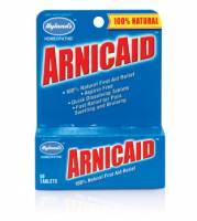 Homeopathy - Pain Relief - Hylands - Hylands Arnic-Aid 50 tab
