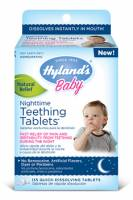 Hylands Baby Nighttime Teething 135 tab