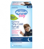 Homeopathy - Children - Hylands - Hylands Baby Nighttime Tiny Cold Syrup 4 oz