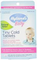 Homeopathy - Children - Hylands - Hylands Baby Tiny Cold tablets 125 tab