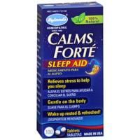 Homeopathy - Nerves & Stress - Hylands - Hylands Calms Forte 100 tab