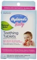 Homeopathy - Children - Hylands - Hylands Children's Teething Tablets 135 tab