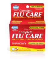 Hylands Complete Flu Care 120 tab