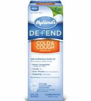 Hylands Defend Cold 'n Cough 8 oz