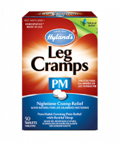 Homeopathy - Pain Relief - Hylands - Hylands Leg Cramps PM 50 tab