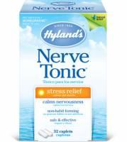 Homeopathy - Nerves & Stress - Hylands - Hylands Nerve Tonic 32 capsule