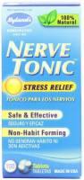 Homeopathy - Nerves & Stress - Hylands - Hylands Nerve Tonic 100 tab