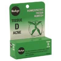 Hylands NuAge Tissue D Acne 125 tab
