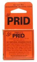 Homeopathy - Skin Care - Hylands - Hylands PRID Drawing Salve 18 g