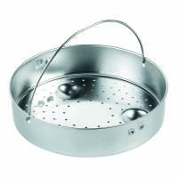 Bakeware & Cookware - Lids & Splatter Screens - Kuhn Rikon - Kuhn Rikon Duromatic Steamer