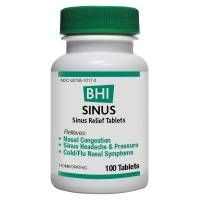 Homeopathy - Allergies & Sinus - Heel/Bhi - Heel/Bhi Sinus 100 tab