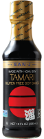 Gluten Free - Sauces & Spreads - San-J - San-J Tamari Soy Sauce 10 oz (6 Pack)
