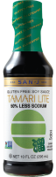 Gluten Free - Sauces & Spreads - San-J - San-J Tamari Lite 10 oz (6 Pack)