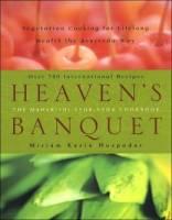 Books - Cookbooks - Miriam Kasin Hospodar - Heaven's Banquet - Miriam Kasin Hospodar