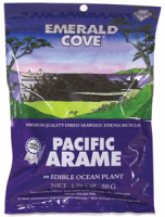 Grocery - Macrobiotic - Emerald Cove - Emerald Cove Pacific Arame 1.76 oz (6 Pack)