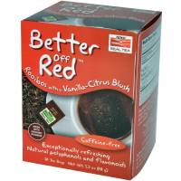 Now Foods - Now Foods Better Off Red Rooibos Tea 1.7 oz (24 Bags)