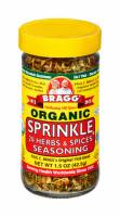 Grocery - Spices & Seasonings - Bragg - Bragg Organic Sprinkle Seasoning 1.5 oz (12 Pack)