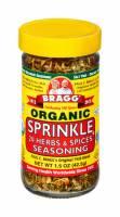 Bragg Organic Sprinkle Seasoning 1.5 oz (12 Pack)