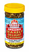 Bragg Organic Sea Kelp Delight 2.7 oz (12 Pack)